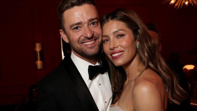 """""""Familiengeheimnis"""": Justin Timberlake und Jessica Biel bestätigten die Information über die Geburt ihres zweiten Kindes"""