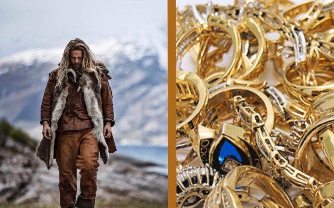 Der Mann und Gold. Quelle: cameralabs