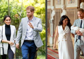 Meghan Markle und Prinz Harry. Quelle: pinterest