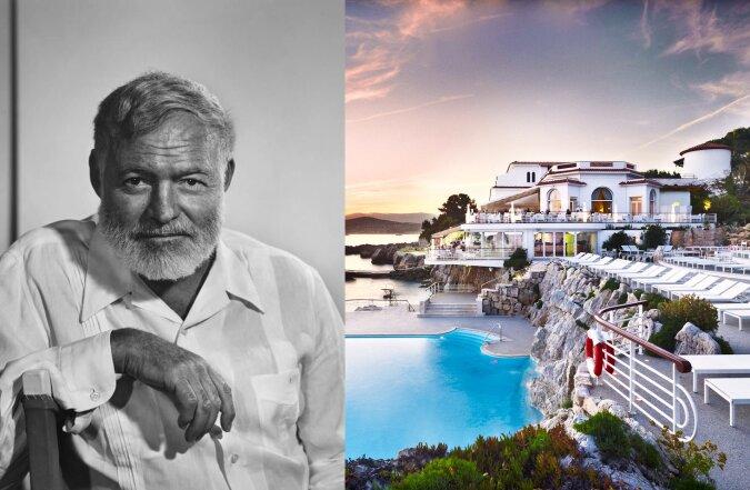 Ernest Hemingway. Quelle:dailymail.co.uk