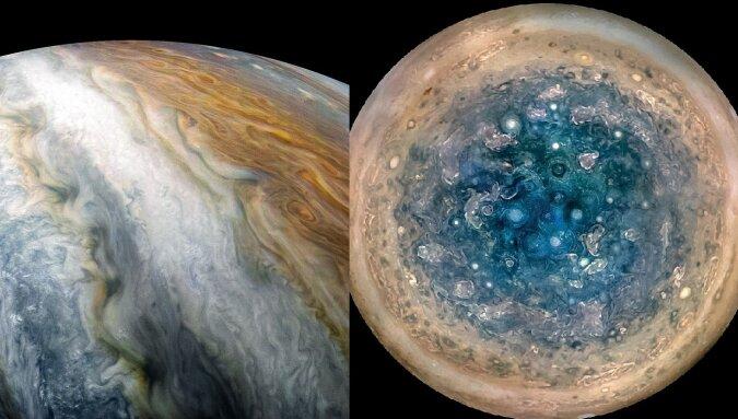 Jupiter. Quelle:dailymail.co.uk
