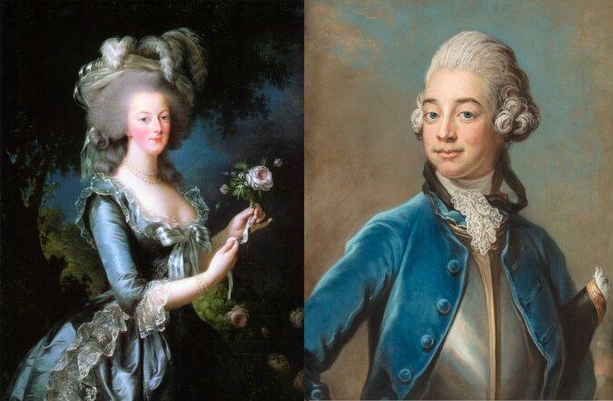 Königin Marie-Antoinette. Quelle:dailymail.co.uk