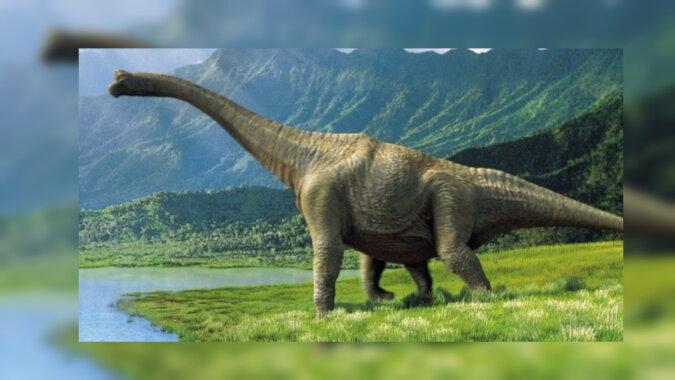 Ein Dinosaurier. Quelle: replyua