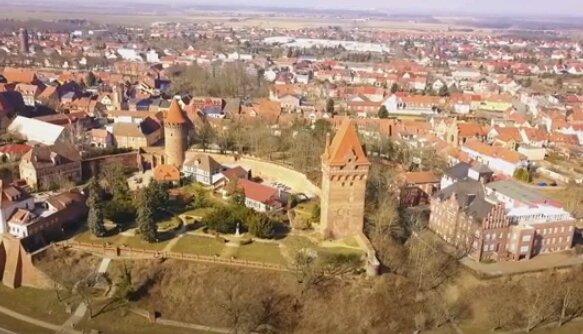 Tangermünde ist als schönste Kleinstadt in Deutschland anerkannt