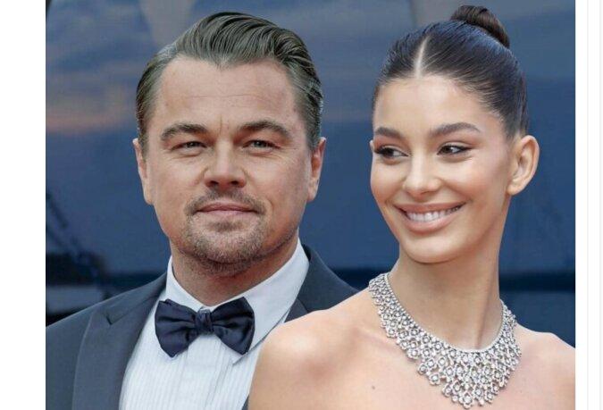 """Familienidylle"": Leonardo DiCaprio hatte ein Date mit dem Model Camilla Morronne"