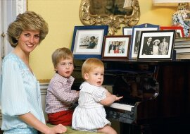 """""""Talentierte Pianistin"""": Prinzessin Diana spielte meisterhaft Klavier"""
