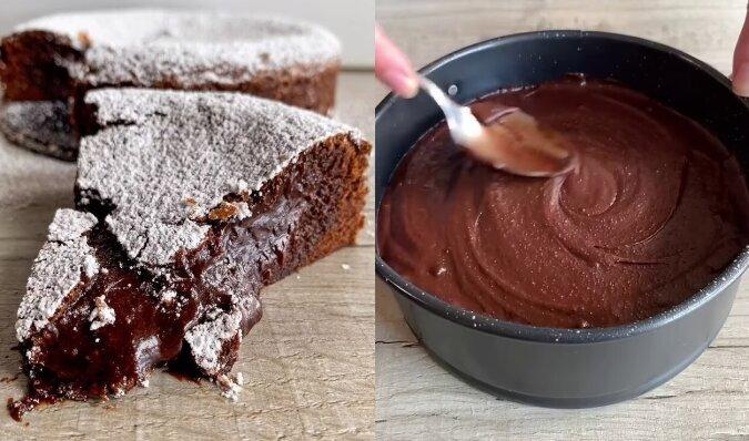 Schokoladenkuchen. Quelle:dailymail.co.uk