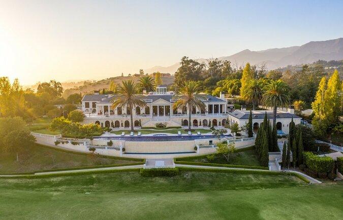 """""""Das Haus für einen Millionär"""": wie das Herrenhaus für 55 Millionen Dollar im Inneren aussieht"""