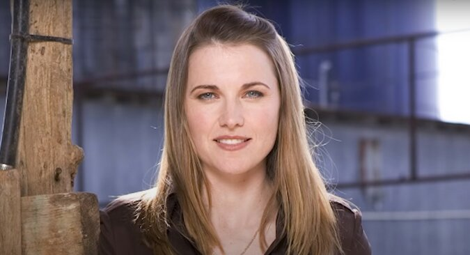 Lucy Lawless. Quelle: Screenshot YouTube