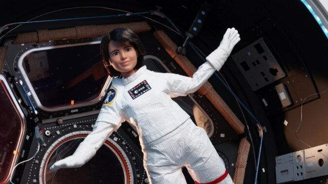 Eine Barbie-Astronautin. Quelle: esa.com