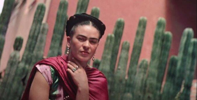 Frida Kahlo. Quelle: Screenshot YouTube