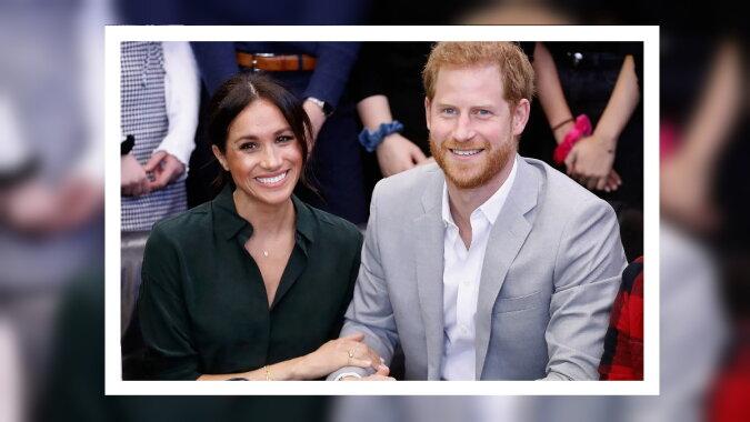 Prinz Harry und seine Frau Meghan Markle. Quelle: pagesix.com