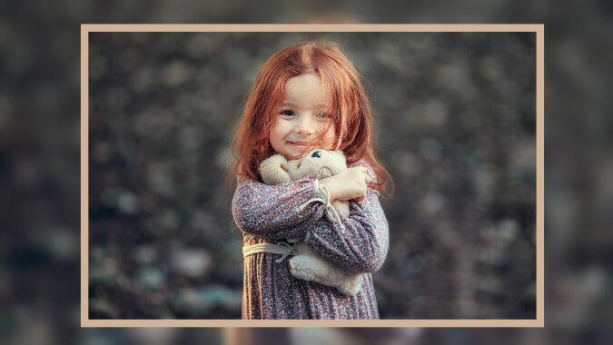 Ein Mädchen. Quelle: pinterest