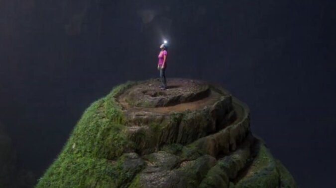 Expedition stieg in Höhle mit seltsamen Geräuschen hinab: Wissenschaftlern ging ein schönes Bild auf
