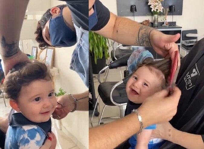 Baby Mateus. Quelle:dailymail.co.uk