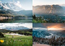 Gebirgige europäische Landschaften. Quelle:dailymail.co.uk
