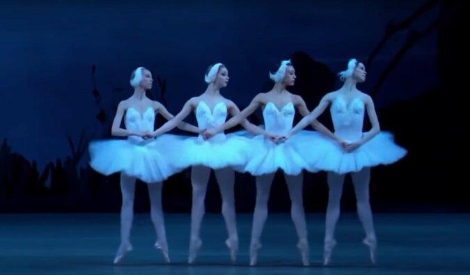 Tänzerinnen. Quelle: Screenshot YouTube