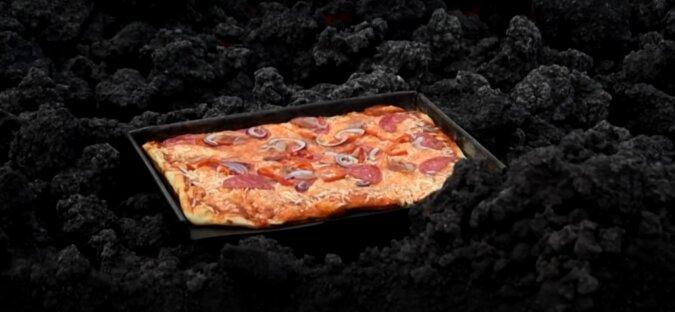 Pizza. Quelle: Screenshot YouTube