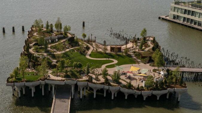 Little Island Park. Quelle: twitter