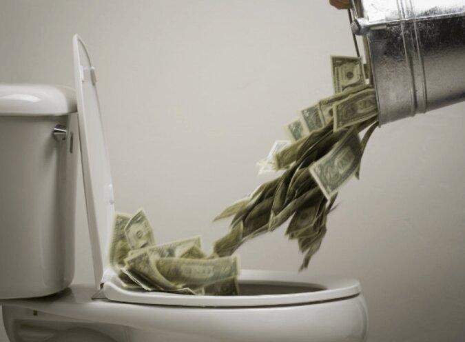 Wie eine deutsche Frau 400.000 Euro gewonnen und sie in die Toilette gespült hat