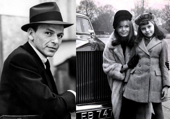 Deana undFrank Sinatra. Quelle:dailymail.co.uk