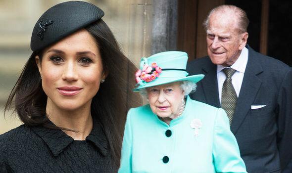 """""""Herzogin-Enttäuschung"""": der Ehemann von Elizabeth II. hat Meghan Markle kritisiert"""