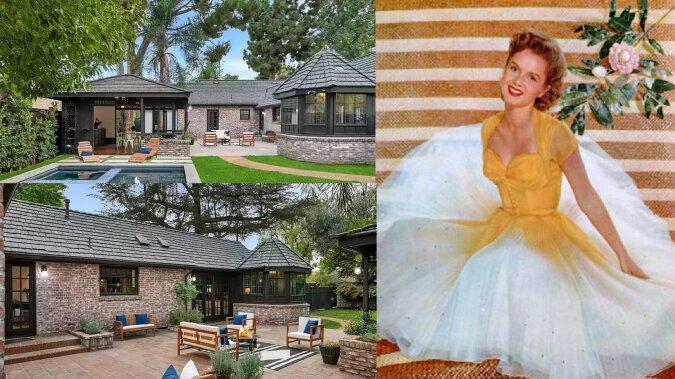 Das Haus von Debbie Reynolds. Quelle:dailymail.co.uk