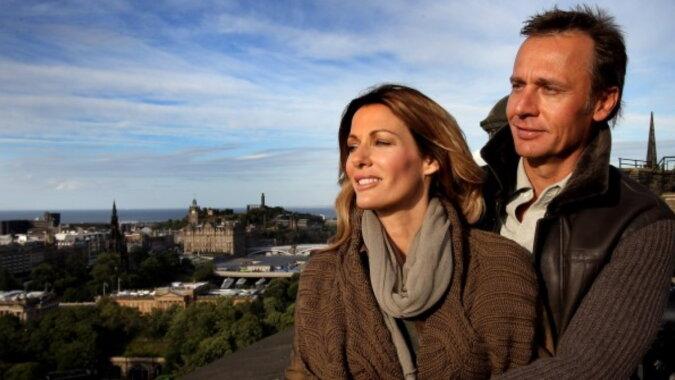 Kirsty Bertarelli und Ernesto Bertarelli. Quelle: focus.com