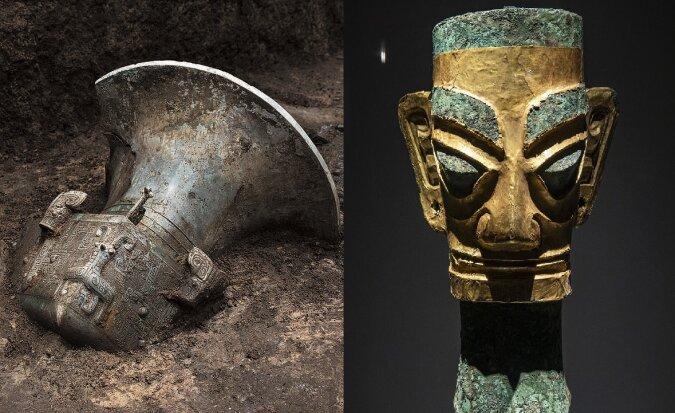 Archäologische Funde. Quelle:dailymail.co.uk