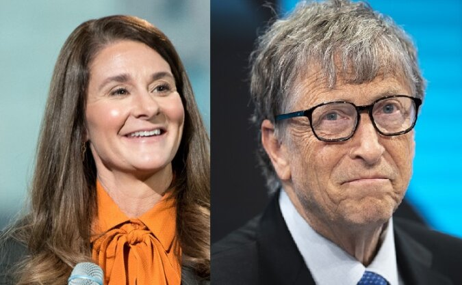 Bill und Melinda Gates. Quelle: dailymail.co.uk