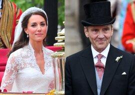 Kate undMichael Middleton. Quelle:dailymail.co.uk