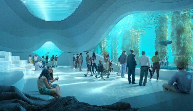 Ein neues Meeresobservatorium. Quelle: wi-fi.com