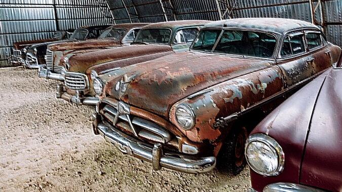 Alte Autos. Quelle: pinterest