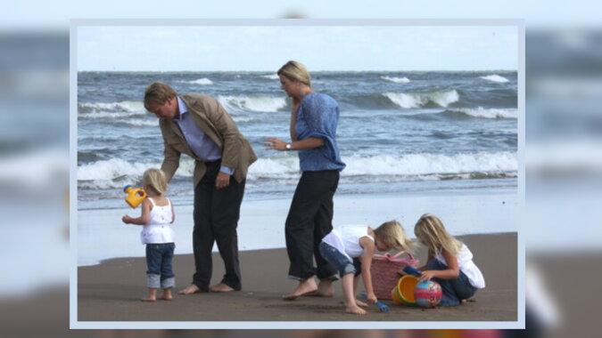 Königliche Familie. Quelle: hellomagazine