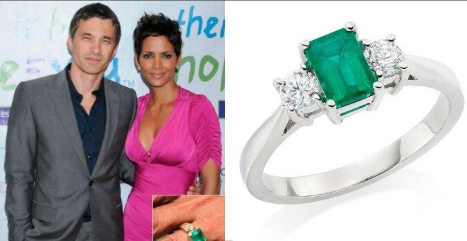 """""""Symbol der Liebe und Treue"""": einige der teuersten Promi-Verlobungsringe"""