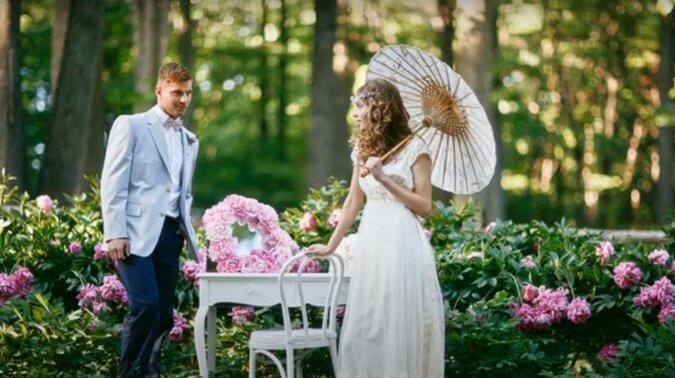 Hochzeit. Quelle: screen YouTube