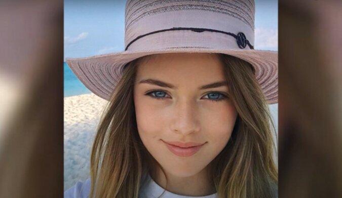 Kristina Pimenova. Quelle: Screenshot YouTube