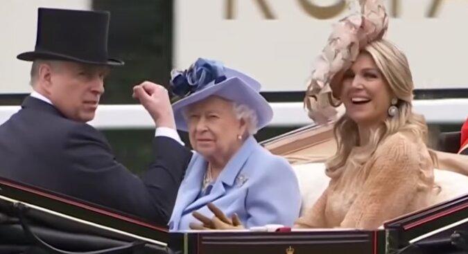 Königin Elizabeth II. Quelle: Screenshot YouTube