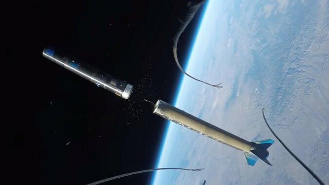 Video aus dem Weltraum: GoPro an Bord einer Rakete filmte den Flug in den Weltraum und zurück zur Erde