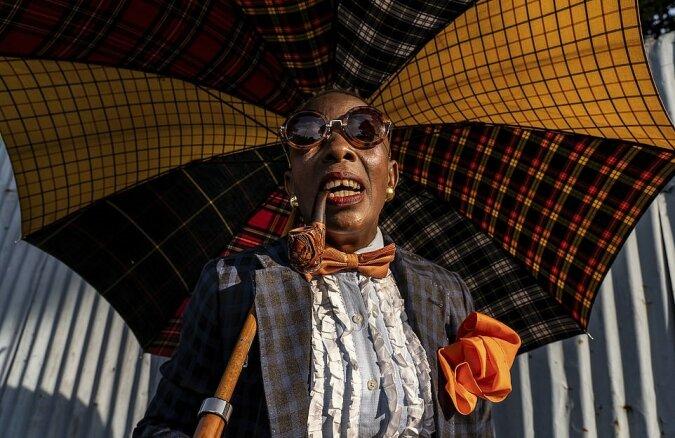 """""""Lebhafte Mode"""": Fotograf macht Fotos von echten Dandys in der Republik Kongo"""