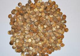 Goldene Münzen. Quelle: apostrophe