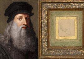 Leonardo da Vinci. Quelle:dailymail.co.uk