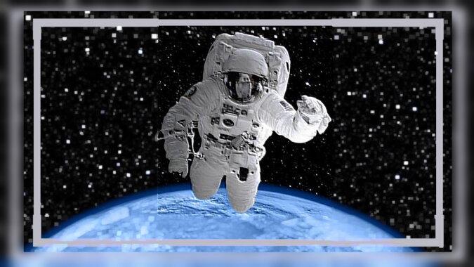 Ein Astronaut. Quelle: forpost