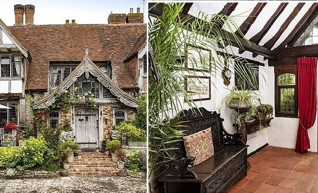 Tudor Close.Quelle:dailymail.co.uk