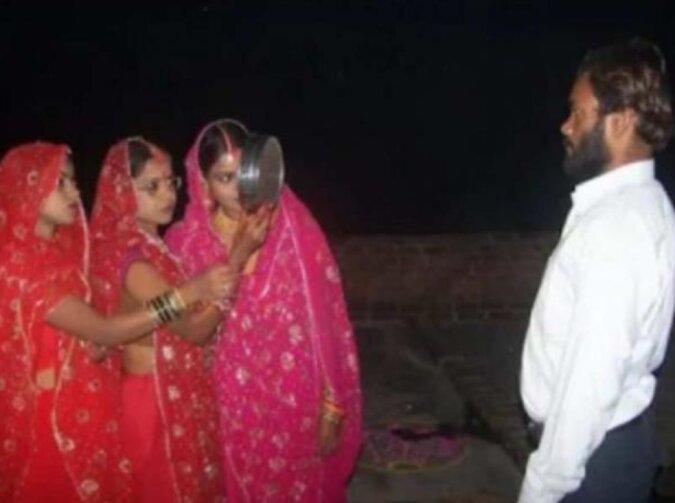 Warum drei Schwestern den gleichen Mann geheiratet haben