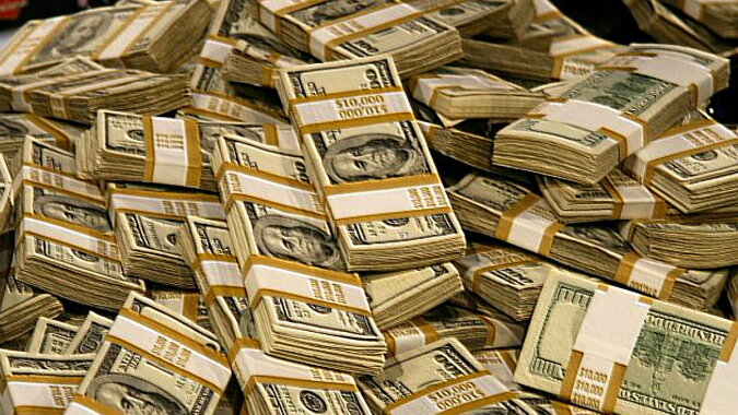 Viel Geld. Quelle: pinterest