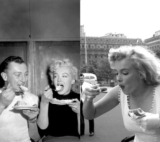 Marilyn Monroe. Quelle:dailymail.co.uk