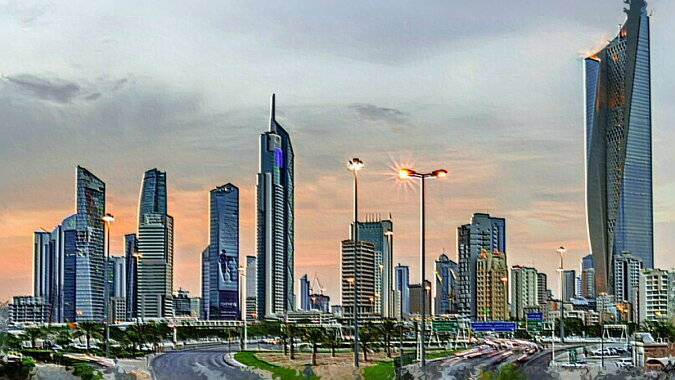 Kuwait. Quelle: travelask