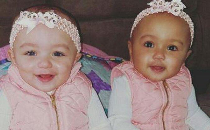 Eine Frau brachte Zwillinge mit unterschiedlicher Hautfarbe zur Welt: sieben Jahre später wurde sie wieder Mutter von zwei Kindern: Wie sie aussehen