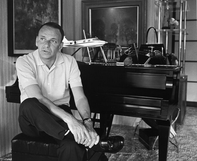 """""""Haus für eine Million"""": Wie Frank Sinatras Villa aussieht, in der der berühmte Sänger seine legendären Partys veranstaltete"""